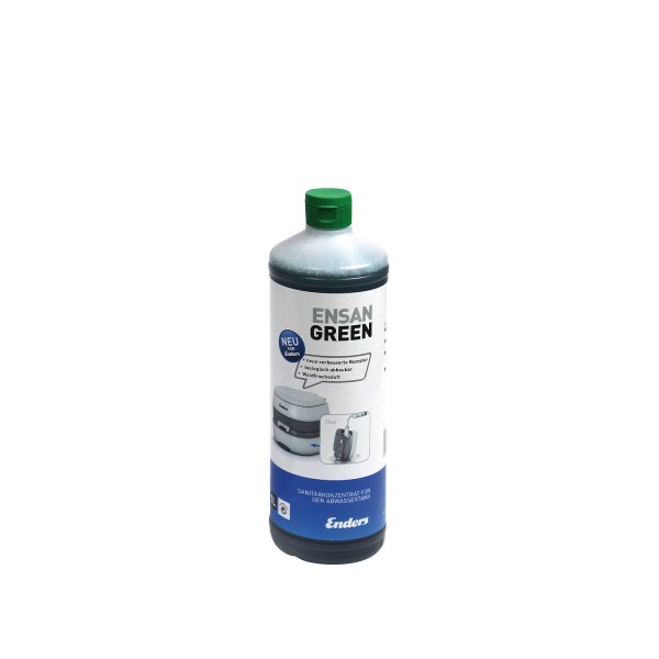 Chemisch toilet concentraat Ensan Green 1l