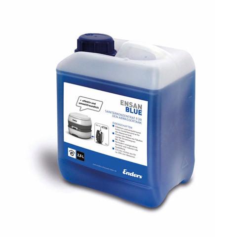 Chemisch toilet vloeistof Ensan Blue 2,5l