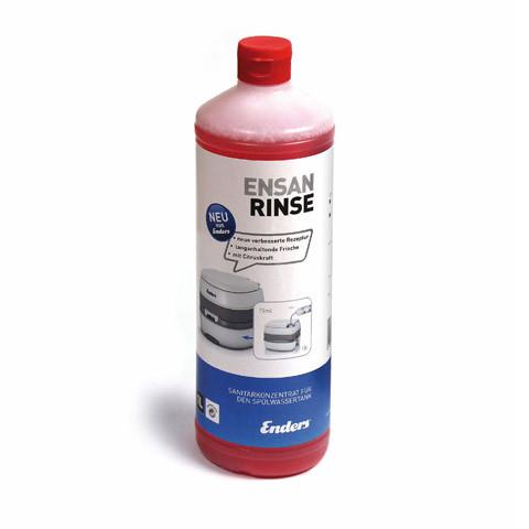Chemisch toilet concentraat Ensan Rinse 1l