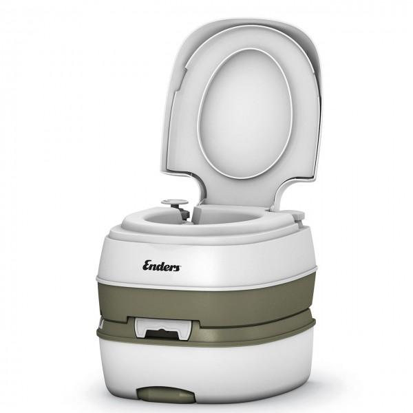 Draagbaar toilet Deluxe